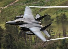 US Air Force McDonnell-Douglas F-15E Strike Eagle