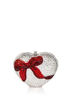 Judith Leiber Heart Pill Box