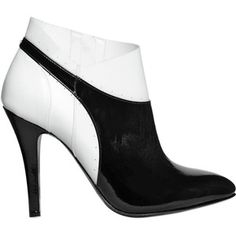 Maison Margiela Women 100mm Patent Leather Ankle Boots