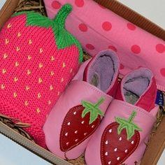 Raspberry Kisses Mini Box for Baby Girl