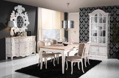 Conjunto muebles para comedor