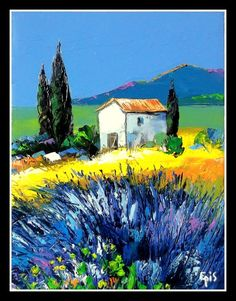 Lavande en Provence (Stéphane EPIS)
