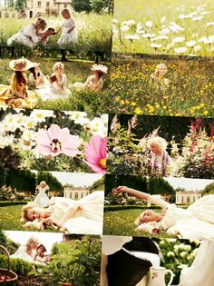"""""""I want something more simple. natural. to wear in the garden."""" - marie antoinette, 2006."""