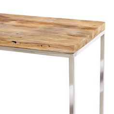 Table Console Rail