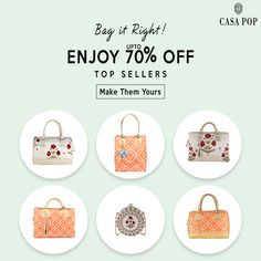 We have plenty for you to add on your bag collection. Shop guilt free at upto off. Visit our boutique at Select Citywalk, Delhi. Bag it today! Casa Pop, Pop Bag, End Of Season Sale, Guilt Free, Fashion Sale, Monsoon, Great Deals, Decorative Plates, Boutique