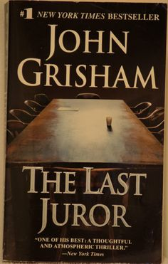 ... and exactly why haven't I read more John Grisham? ... last minute presents, books or ebooks; this page link includes my personal preference, for some reason, but there are other suggestions that I have enjoyed reading.