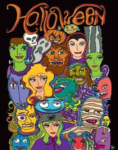 """""""Halloween"""" by Steve Vistaunet"""