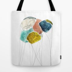 DESIGN HAT Tote Bag by COUCOU - $22.00