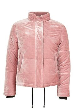 "<p><a rel=""nofollow"" href=""http://www.topshop.com/en/tsuk/product/clothing-427/jackets-coats-2390889/velvet-puffer-jacket-6131876?bi=40&ps=20"">Topshop, £72</a> </p>"