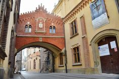 cracow city street