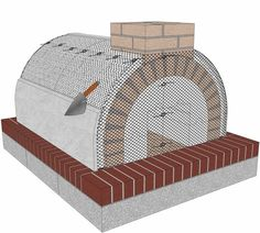 Outdoor Pizza Oven Kits, Home Pizza Oven, Gas Pizza Oven, Brick Oven Outdoor, Build A Pizza Oven, Pizza Ovens, Wood Fired Oven, Wood Fired Pizza, Wood Oven