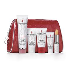 La fameuse crème de 8H ... Elizabeth Arden Eight Hour Cream Beauty Gift Set