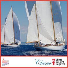 En Port Adriano nos hemos levantado con muchas ganas y energía ya que hoy empieza la II edición de la Classic Silver Bolard Regatta en la que se podrán contemplar las embarcaciones más elegantes. Encontrarás más información en nuestro Facebook. ¡Te esperamos!