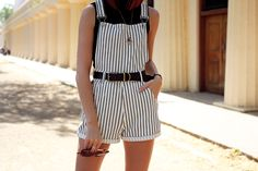 MONOCHROME MADNESS WITH MISSGUIDED on www.wonderful--you.com #dunagrees #summer #style #ootd