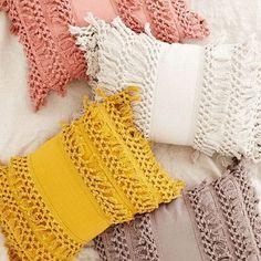 Boho Tassel Pillow