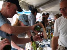 Leland Food and Wine Festival