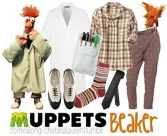 Beaker   The Muppets - by request - Click here!