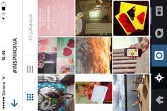 Inspiroidu Instagramin esimerkeistä