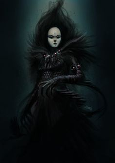 Image result for the raven queen