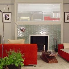 Fireplace Design Ideas With Tile nice modern fireplace tile 6 modern tile fireplace designs Fireplaces White Mantel And Glass Tile Glass Tile Fireplace Design Ideas Pictures Remodel