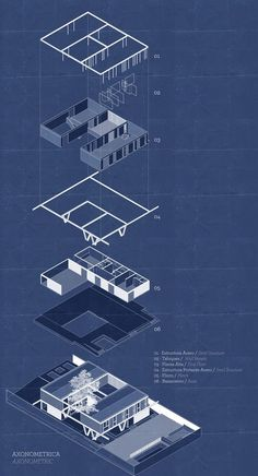 Exploded Axonometric: