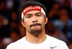 Manny Pacquiao dice respeta decisión de Nike de romper su contrato