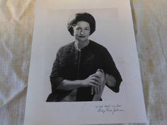 Lady Bird Johnson Photograph Printed Signature s M Schonbrunn   eBay