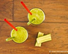 Can you imagine anything that sound more refreshing than this cucumber mint smoothie? This smoothie is packed with fruits and veggies. It is also fantastic.