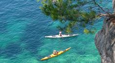 Islands of Dubrovnik 8-Day Sea Kayaking Adventure