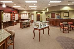 Legacy dispensary with Provence Showcase