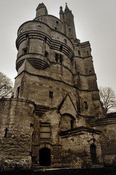 Château de Septmonts, Picardie, Aisne.