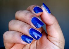 Cirque / Midsummer Night | Pinezoe Blog Nail Art