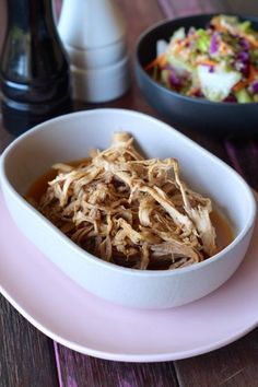Sarah Wilson's Sugar-Free 'Barbequed' Pulled Pork