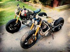 Classified Moto evil twins!