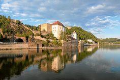 Passau: Die Drei-Flüsse-Stadt an Donau, Inn und Ilz.
