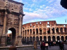 #Colosseo #Roma