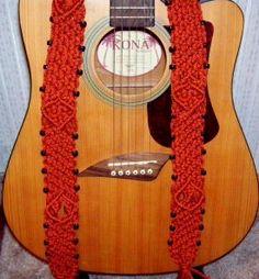 paracord mandolin strap, coming up.