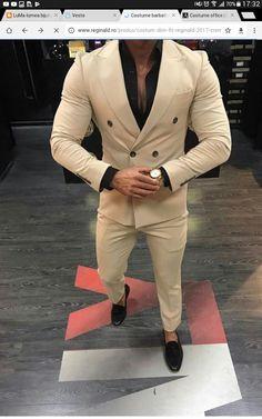 Indian Men Fashion, Mens Fashion Wear, Suit Fashion, Mens Tailored Suits, Mens Casual Suits, Men Suit Shoes, Best Casual Shirts, Blazer Outfits Men, Blue Suit Men