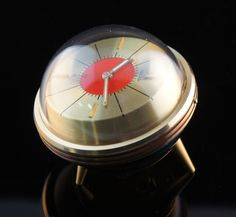 Jaeger Lecoultre Watch Co. SPACE AGE Alarm Clock