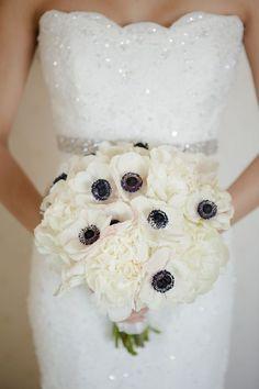 Featured Photographer: Wayne and Angela; Wedding bouquet idea.