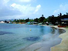 Isla Grande, Panama. Haven't been here since I was nine. NEED to go back!
