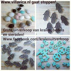 Leegverkoop bij www.villavica.nl