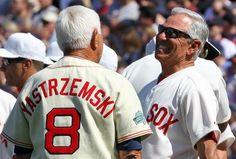 100 Year Red Sox Anniversary- Carl Yastrzemski