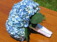 I would be ok with hydrangea if it were the only flower in the bouquet, but don't really like the look of other flowers stuck into hydrangea bunches