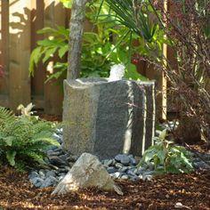 Rock Klamath Basin Pondless Glass Fiber Reinforced Concrete Fountain Kit