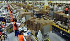 Amazon, en el punto de mira por la calidad de su empleo en Alemania / @gomez_jn @elpais_economia   #madeingermany