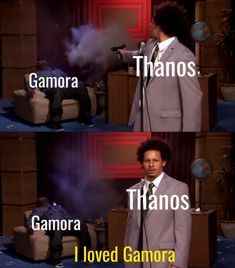 Where is Gamora? Who is Gamora? WHY is Gamora? *SPOILERS*