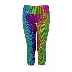 K-DEER Haute #capris in DIsco Dot