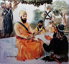 Guru Gobind Singh Ji -  General Banda Singh Bahadur given purpose to life to help and protect the needy