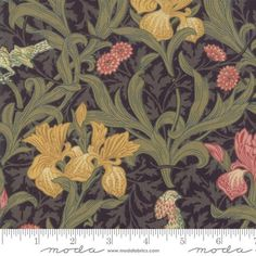 May Morris Studio Fat Quarters Moda Quilting Cotton Fabric